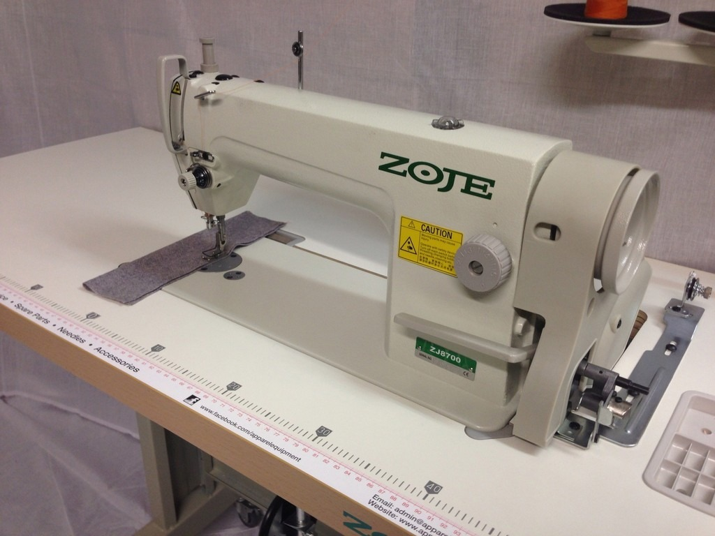 M quinas de coser zoje mi opini n al respecto explico for Maquinas de coser zaragoza