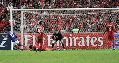 Indonesia Tersingkir dari Piala AFF 2012