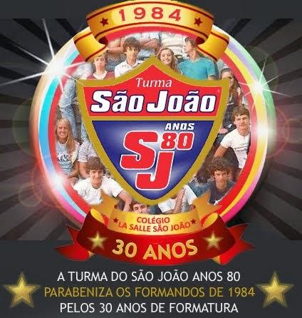 Turmas de 1984