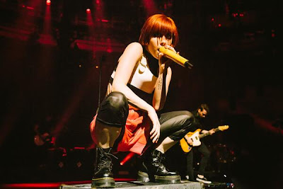 Hayley Williams Paramore iTunes Festival 2013