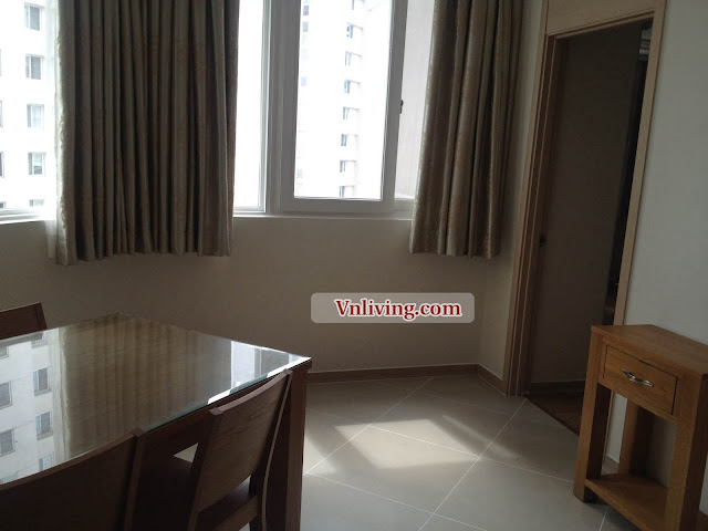 Imperia An Phu apartment 2 bedrooms for rent furnished in Block A