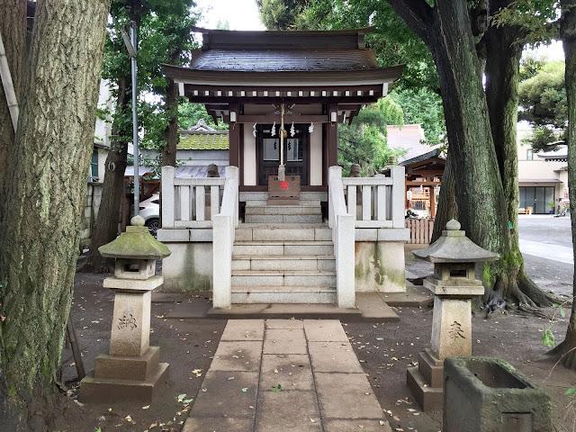 鎧神社,天神社,拝殿〈著作権フリー無料画像〉Free Stock Photos