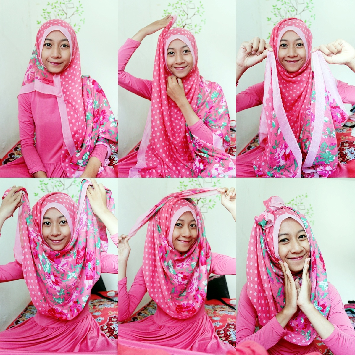 Tutorial Hijab By Putri Wardah 4 Knowledge Photography