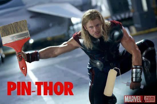Chistes Thor: Pin-Thor