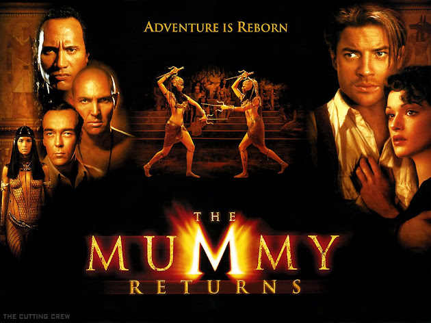 Pemain The Mummy Returns