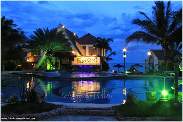 Blue Coral Beach Resort - Laiya, San Juan, Batangas