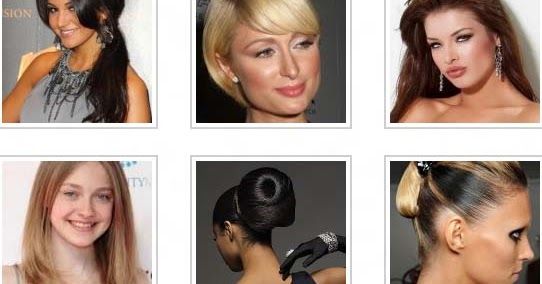 Hairstyle Tryer : Christmas Party Hairstyles for Girls
