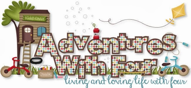 Adventures with four: Living and loving life with four!