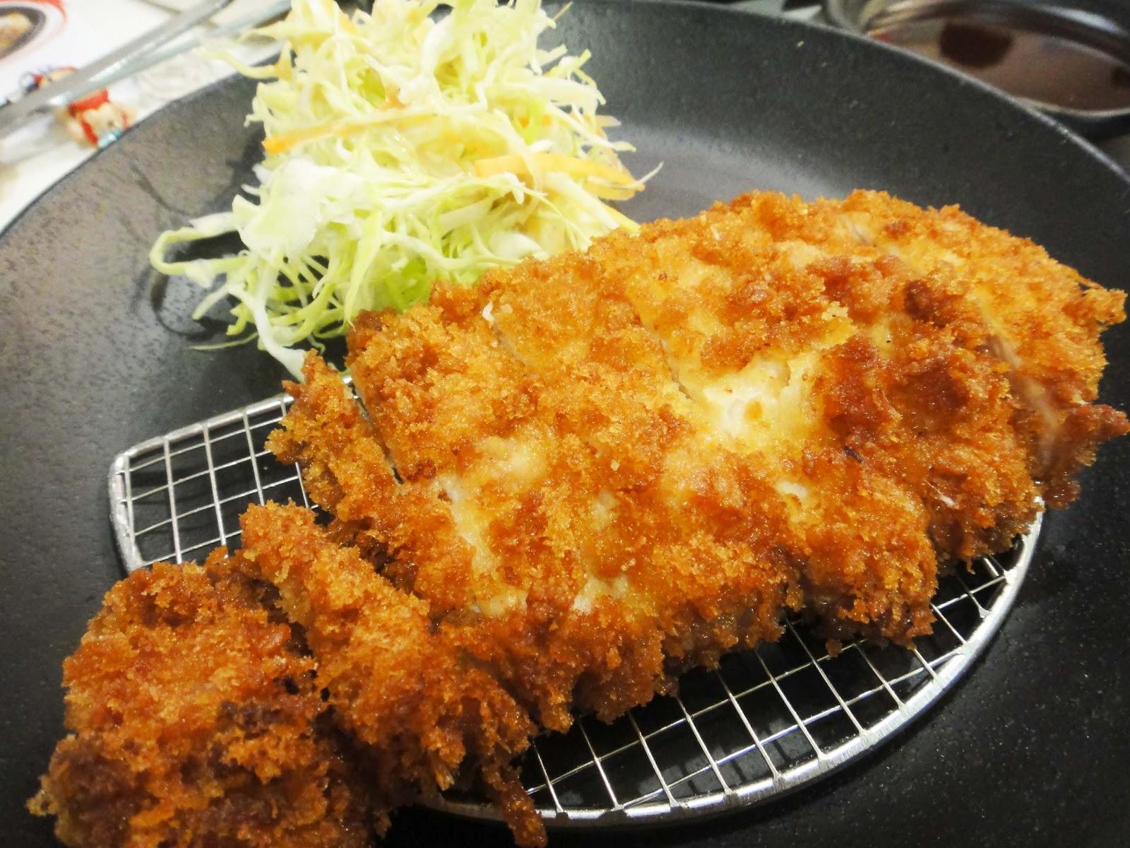 Tonkatsu (Japanese Pork Cutlet) Recipe — Dishmaps