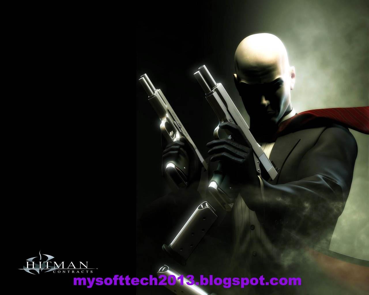Hitman Ghost image