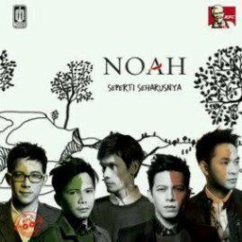 Chord lagu terbaru NOAH Hidup Untukmu Mati Tanpamu