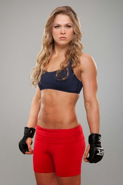 Ronda Rousey Hot Biography - Hot Celebrity With Biography