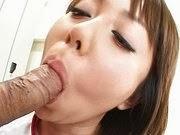Japonesa Pagando um Boquete