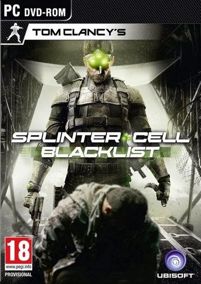تحميل لعبة الاكشن والتسلل Splinter Cell Blacklist النسخة الكاملة مع الباتش والكراك للكمبيوتر مجاناً