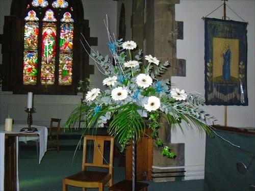 Arreglos Florales con Pedestal, parte 4
