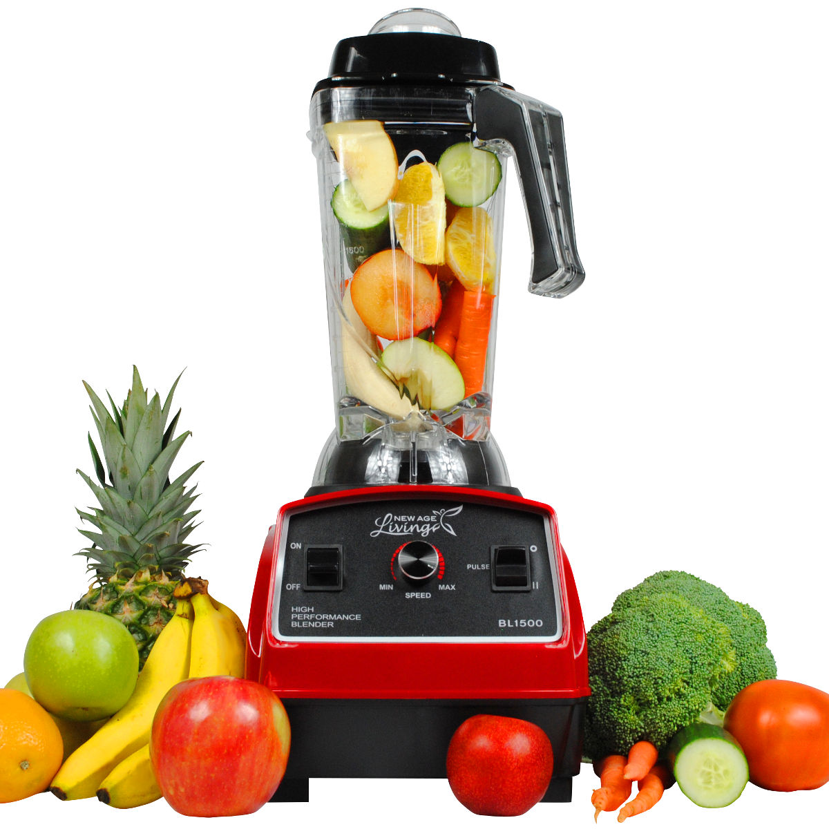 FRUIT BLENDER - RECOMMENDED