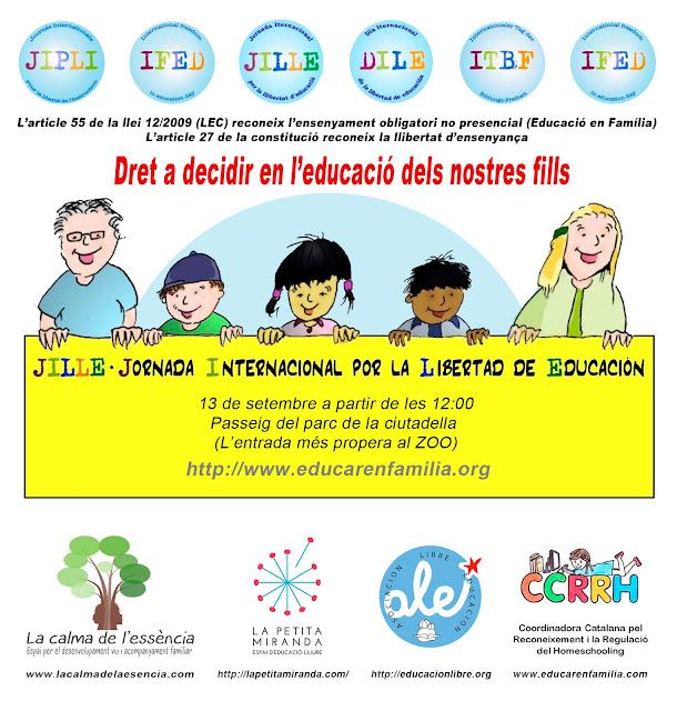 Jornades Internacionals per la Llibertat d'Educació