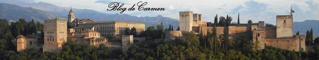 Recetas de Carmen