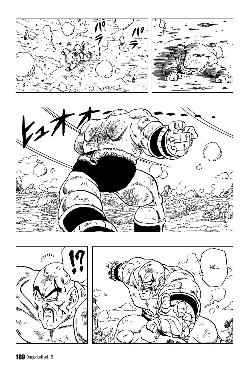 xem truyen moi - Dragon Ball - 7 Viên Ngọc Rồng - Chapter 223