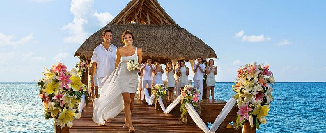 Para festejar, agradecer y compartir este momento, los destinos que podemos recomendarles son Riviera Maya, Punta Cana, La Romana, Islas Mujeres, Cozumel,