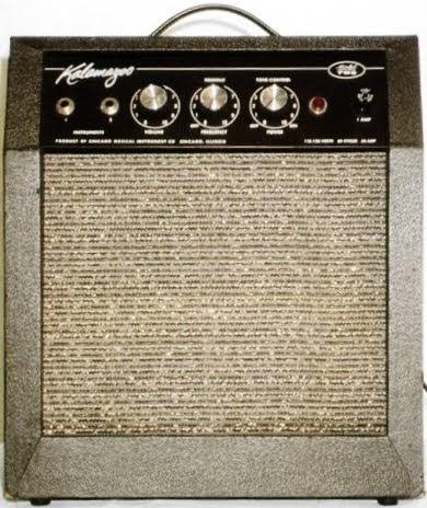 bmans amp report tech talk kalamazoo model 2 1966
