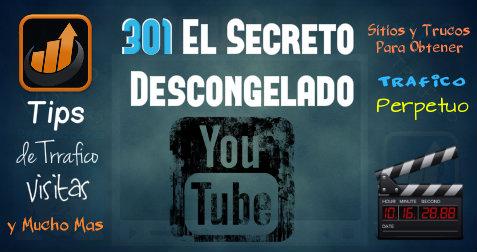 Como desbloquear en youtube el 301