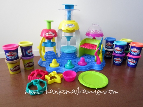 Play-Doh Frosting Fun Bakery review