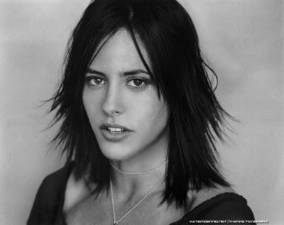 katherine moennig hairstyle. Katherine Moennig