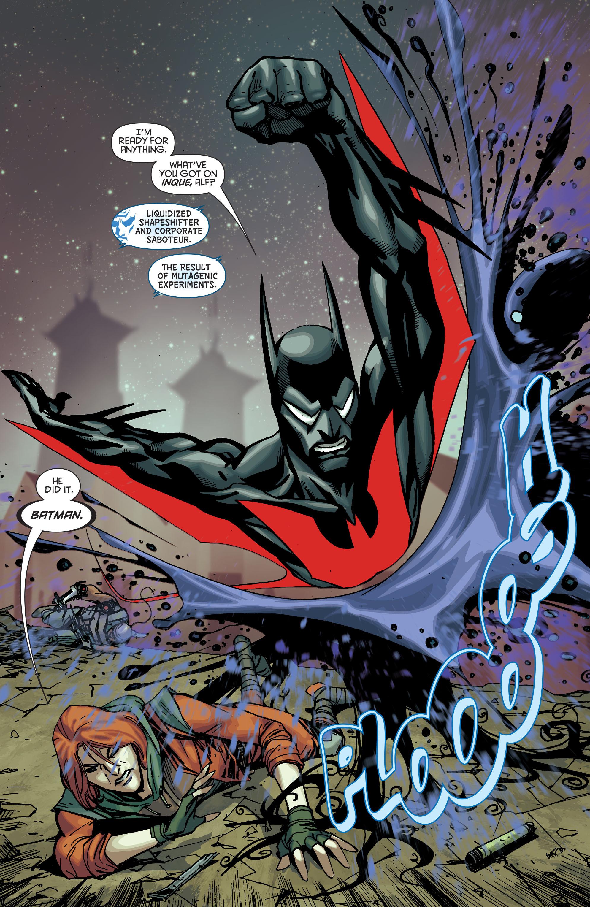 Batman Beyond (2015) Issue #2 #2 - English 18