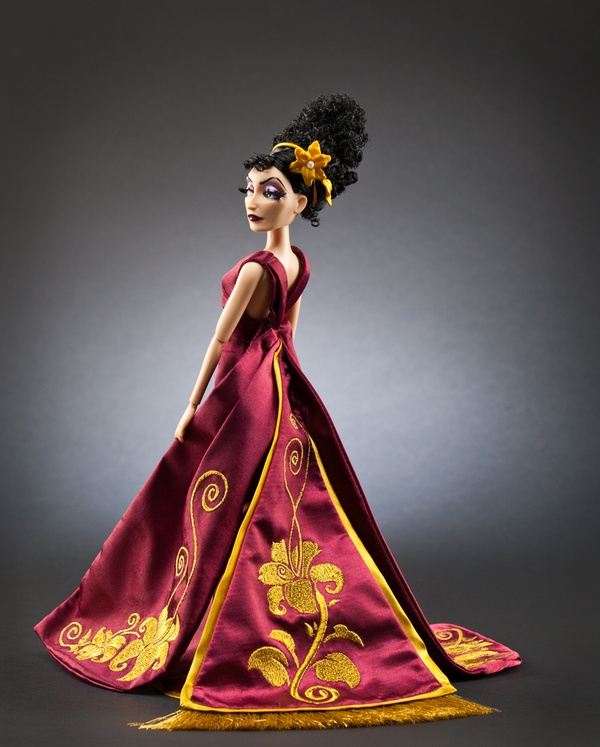 fashion and action disney villains designer collection