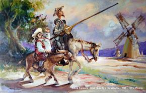 Dom Quixote de la Mancha, o melhor livro do mundo