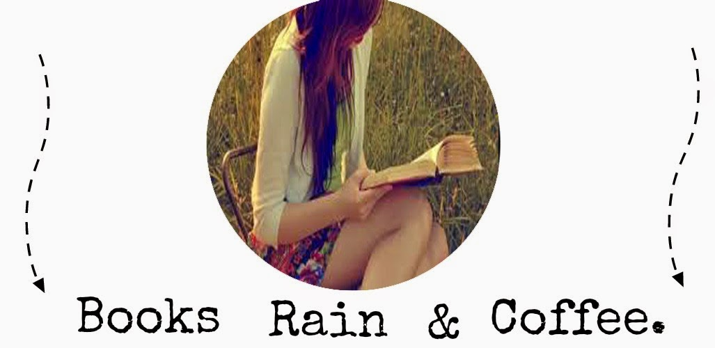 Books Rain and Coffee