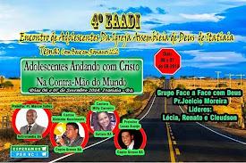 4° EAADI em Itatiaia / São José do Jacuípe-BA.