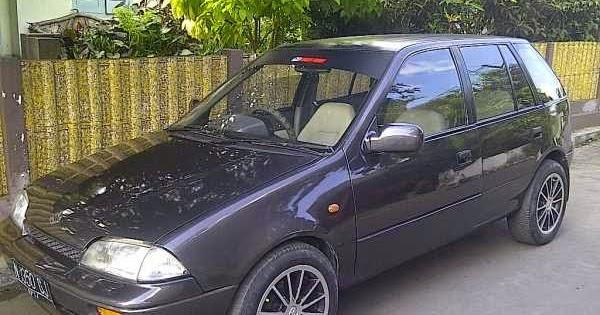 Jual Suzuki Amenity Bekas Th90 Malang Kota, 38jt | Mobil ...