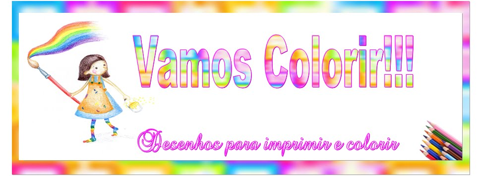 Desenhos para colorir