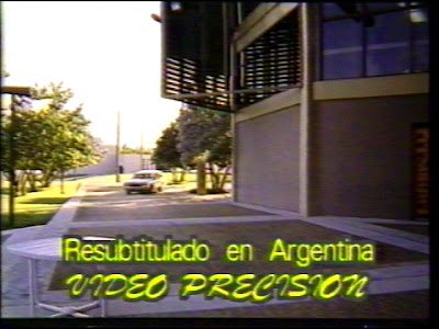 Resubtitulada en Argentina