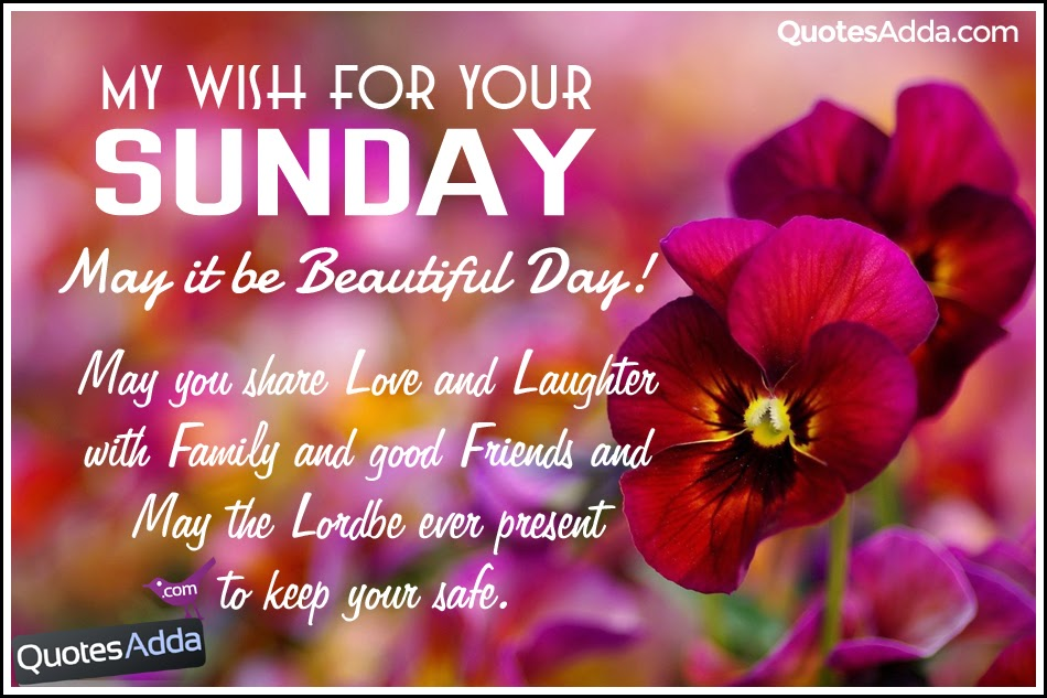 Good Morning And Happy Sunday Love Message : Happy sunday good morning quotes and pictures to share