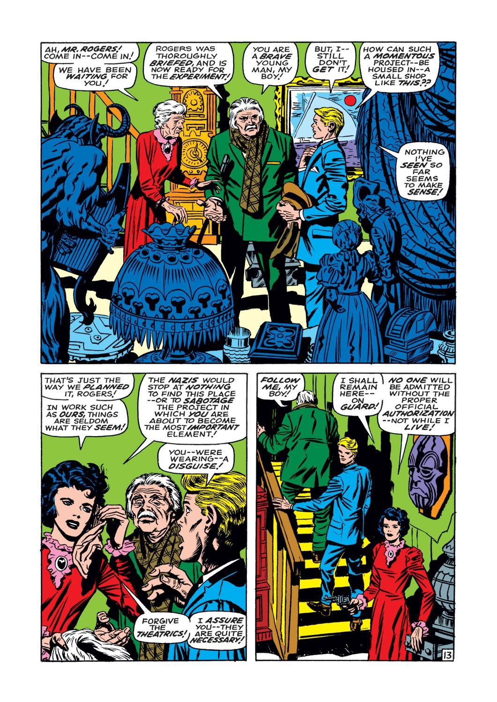 Captain America (1968) Issue #109 #23 - English 14
