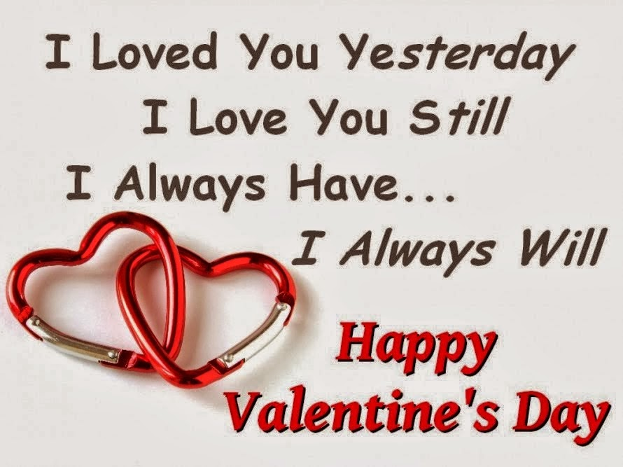 Valentines Day Quotes Sms