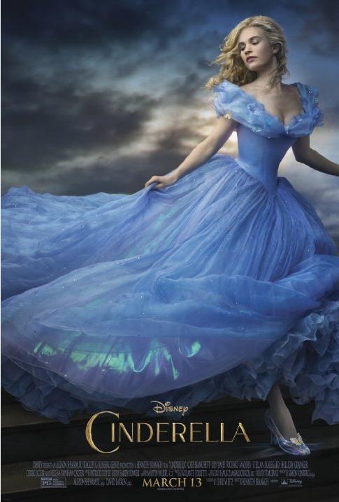 Film Cinderella (2015) MP4 Subtitle Indonesia