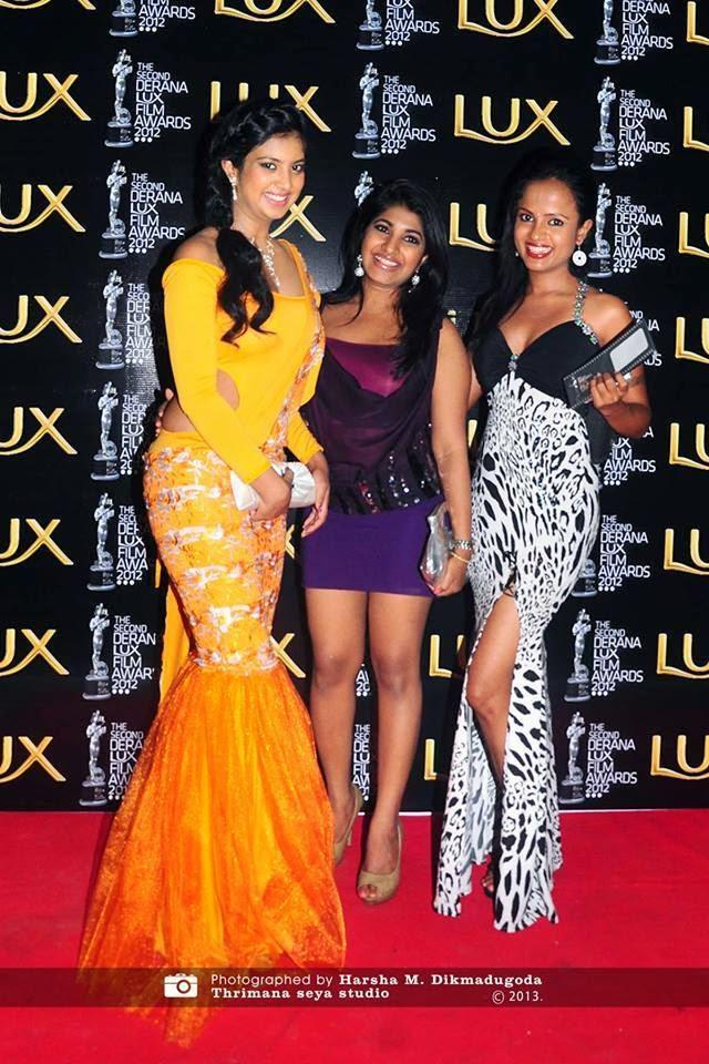 2012 Derana Lux Film Awards senali samanali gayani