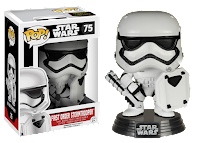 Funko Pop! First Order Stormtrooper with Riot Shield