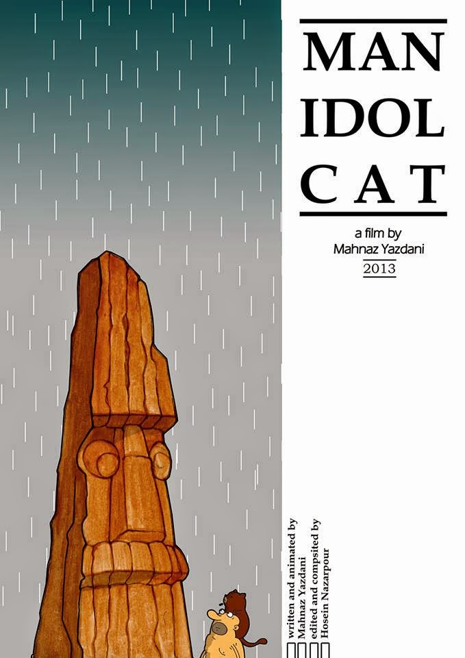 man idol cat