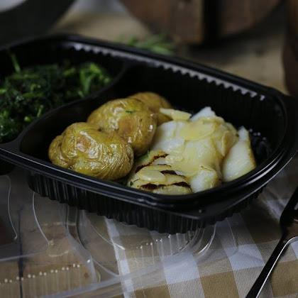 A Marmita - A melhor opção para quem não se quer preocupar muito com os almoços da semana