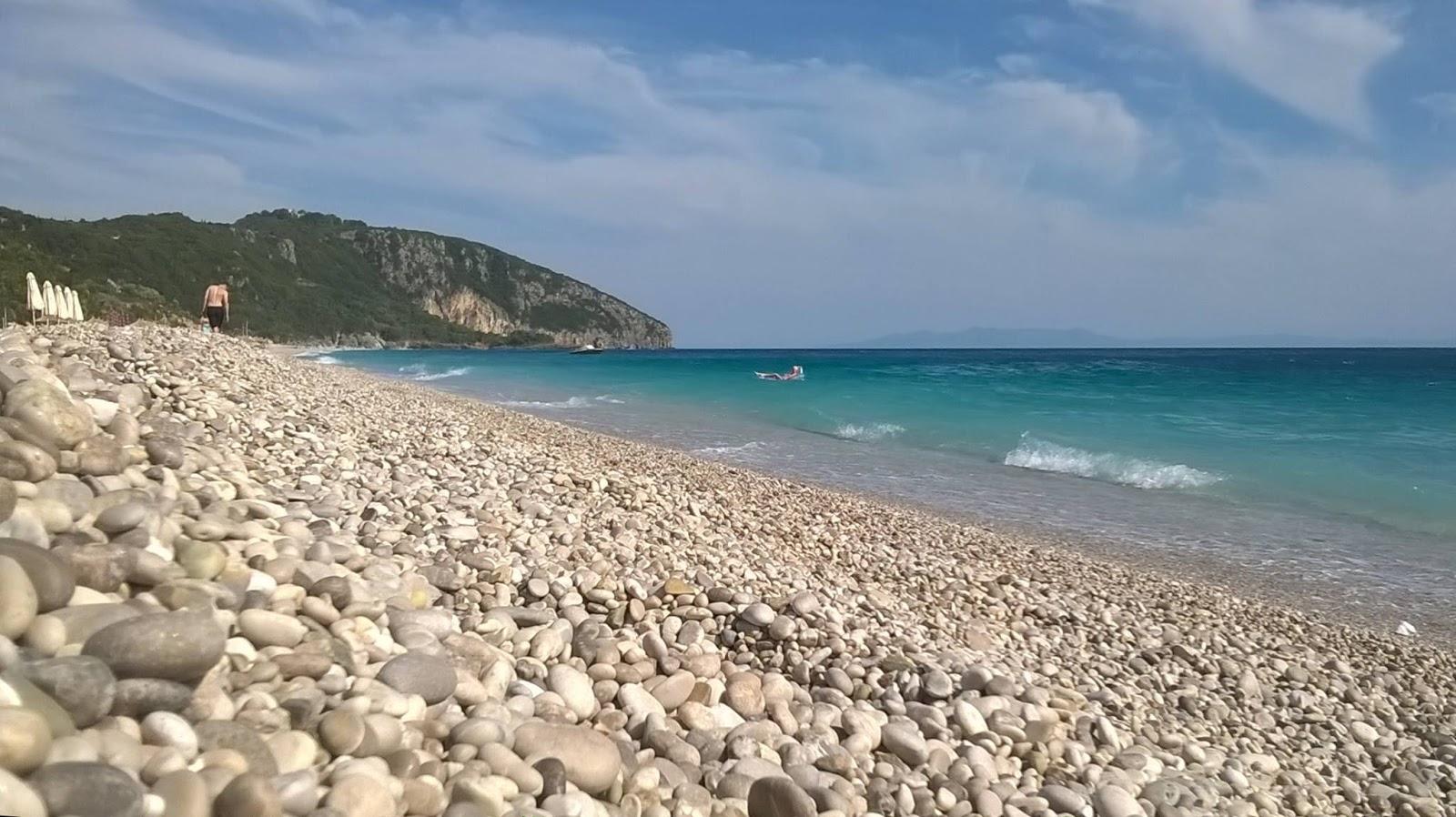 Albania Beaches Dhermi Dhermi a Cool Beach Town