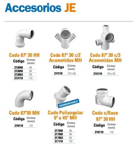 Contigiani accesorios para agilizar proceso de conexi n for Piezas de fontaneria catalogo