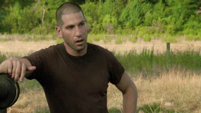 Escena de la serie The Walking Dead del actor Jon Bernthal