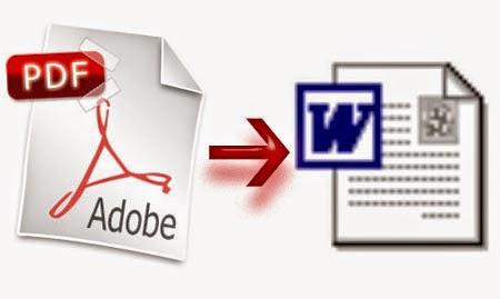 Cara Ampuh Mengubah File Pdf ke Word Tanpa Software