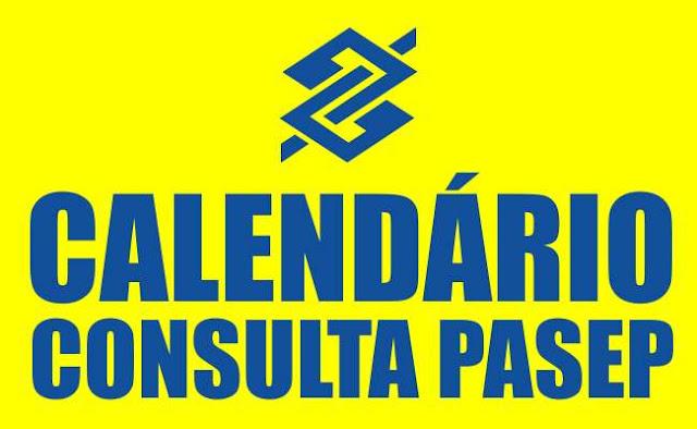 Pagamento PASEP 2015-2016 Novembro