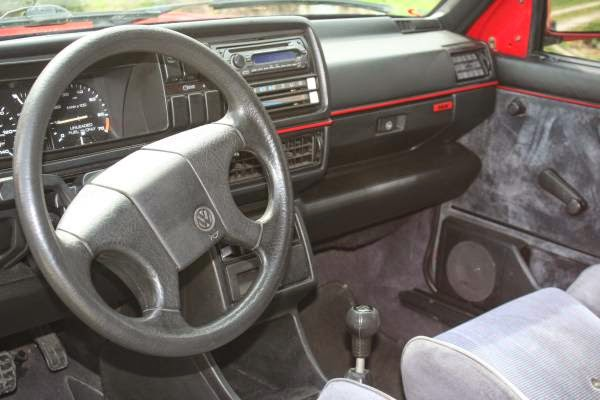 1991 vw golf gti mk2 for sale buy classic volks for Interior golf mk2